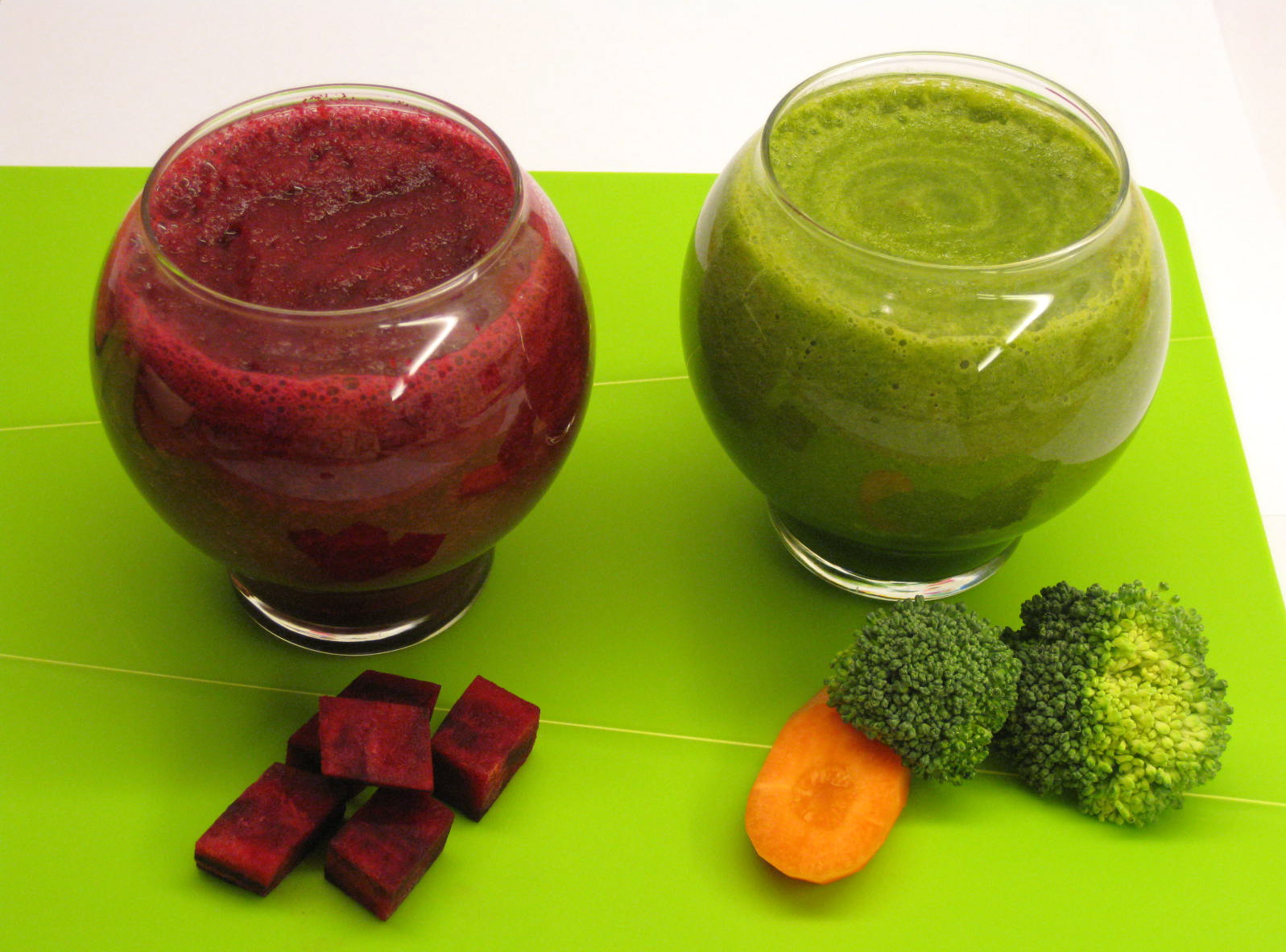 fruit battery healthy vegetable and fruit smoothies